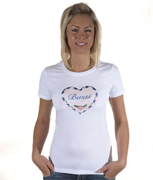 Damen Shirt Bussi