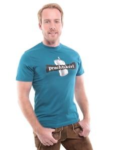 Herren Shirt Prachtskerl