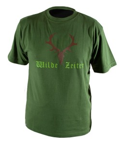 Herren Shirt Wilde Zeiten