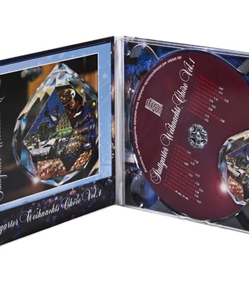 Weihnachts CD innen