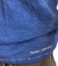 t_shirt_feierlaune_hirsch_blau_Naht