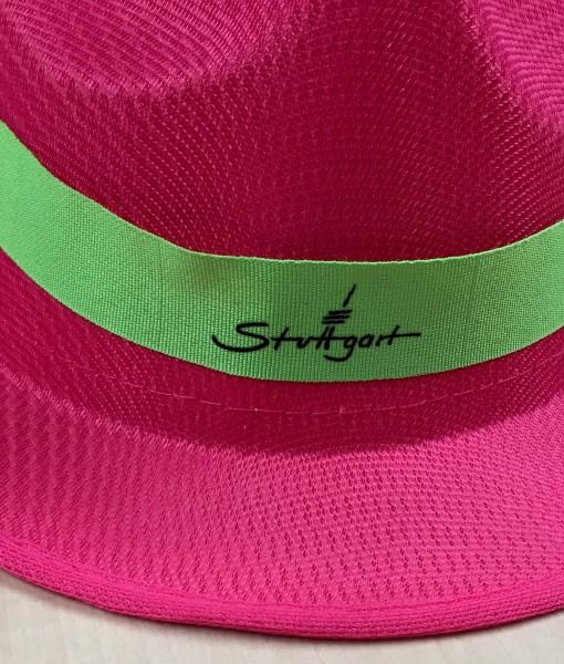 Stuttgart Hut pink 03