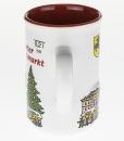 Weihnachtsmarkttasse Optik 2016