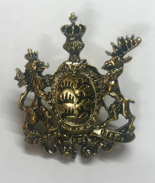 Pin Württemberg altgold