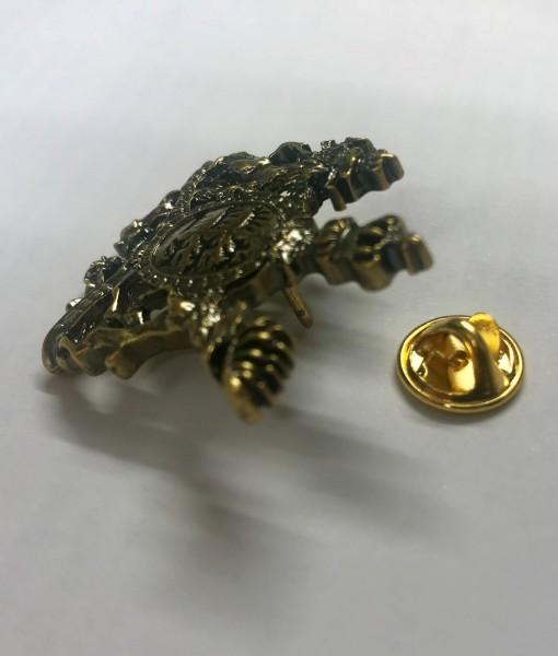 Pin Württemberg altgold Anstecker