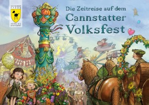Wimmelbuch Volksfestjubiläum