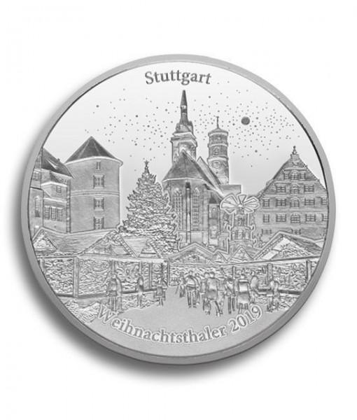 Vorderseite Silbermünze